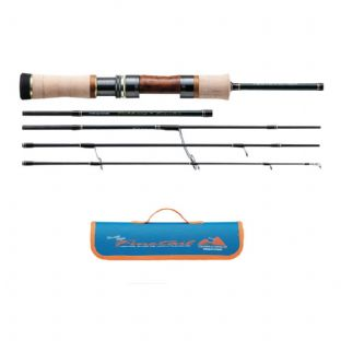 Major Craft Fine Tail FTX-46/ 505UL Travel Rod
